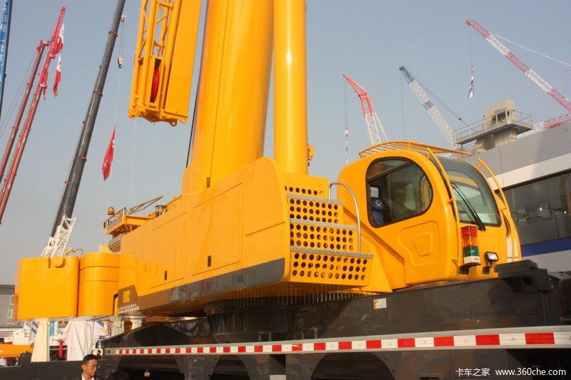 徐工 160吨吊车 QY160K