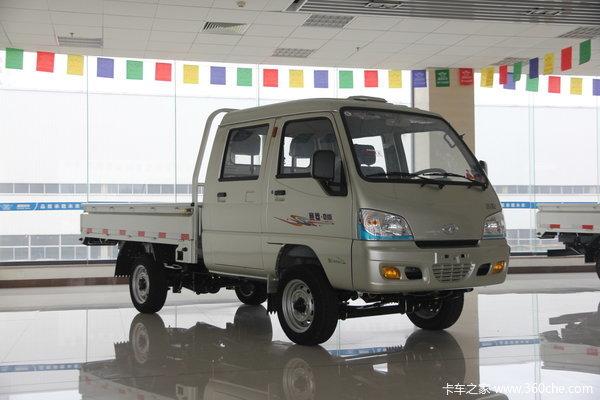 唐骏欧铃 赛菱系列 1.0L 60马力 汽油 双排栏板微卡