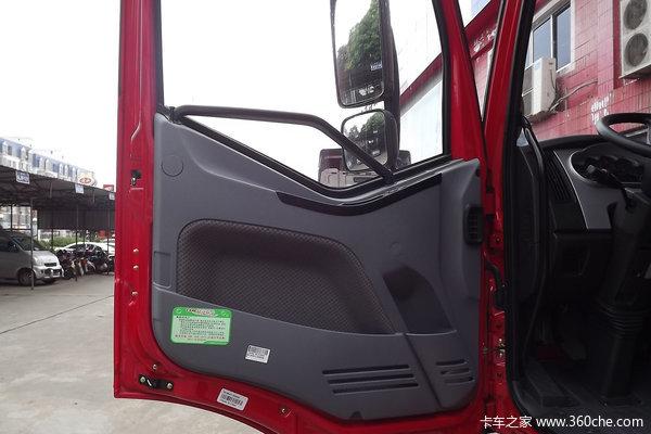 解放 J6L中卡 220马力 6X2 仓栅载货车(CA5250CCYP62K1L5T3E)驾驶室图