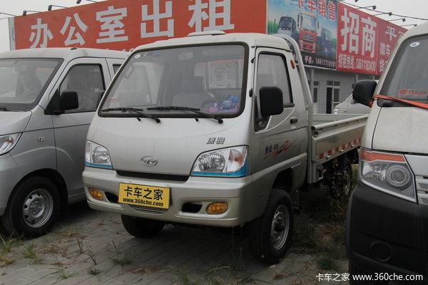 唐骏欧铃 赛菱系列 1.0L 60马力 汽油 单排栏板微卡