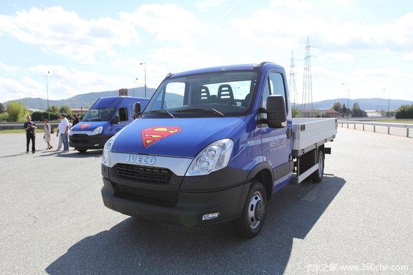 依维柯 Daily中卡 Daily系列 4X2 146马力 载货车
