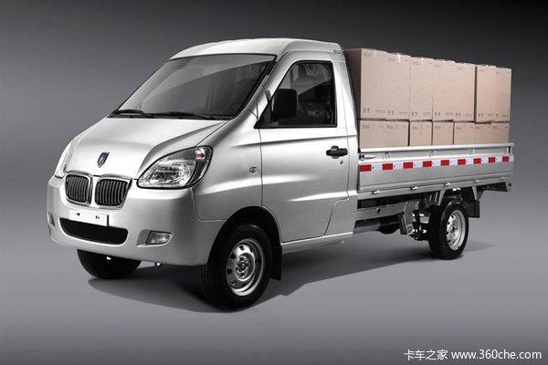 2011款 金杯 海星T20 1.0L 61马力 汽油 单排微卡(基本型)