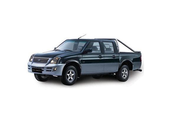 212款福迪 雄狮 2.2L汽油国四 双排皮卡