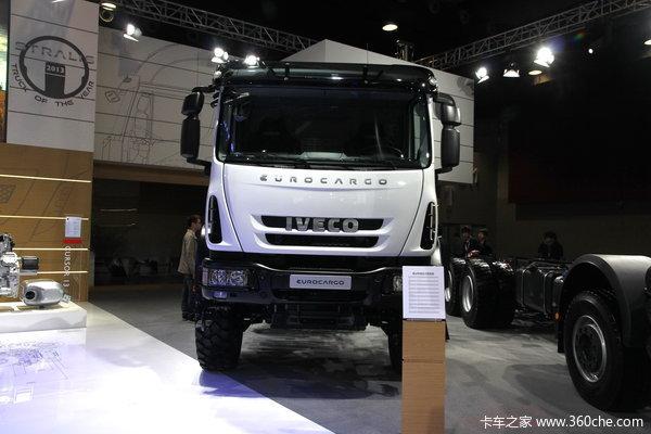 依维柯 EuroCargo系列 299马力 4X4 载货车(ML150E28W5)