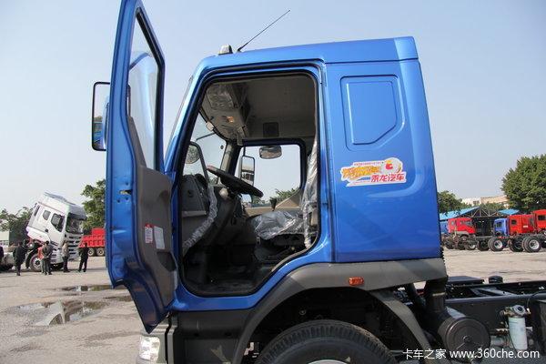 东风柳汽 乘龙中卡 140马力 4X2 仓栅载货车(LZ5081CSLAL)驾驶室图