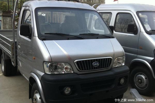 江淮安驰 凌铃 1.8L 54马力 柴油 单排微卡