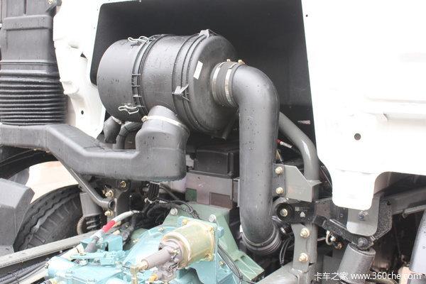 中国重汽 HOWO T5G重卡 210马力 4X2 载货车(底盘)(ZZ1167H451GD2/H6B7M)底盘图