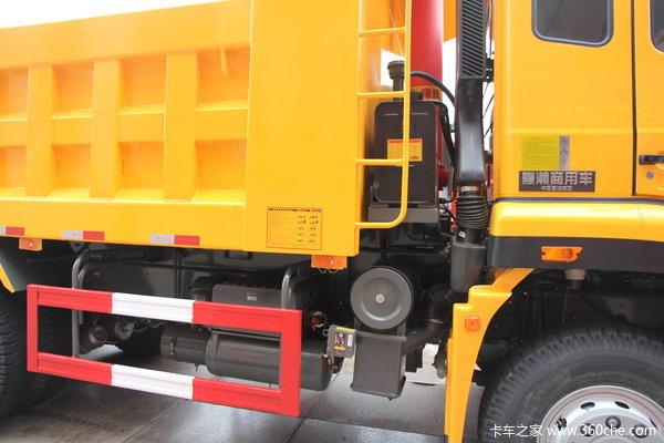 中国重汽 豪瀚重卡 300马力 6X4 自卸车(ZZ3255M3846C1)底盘图