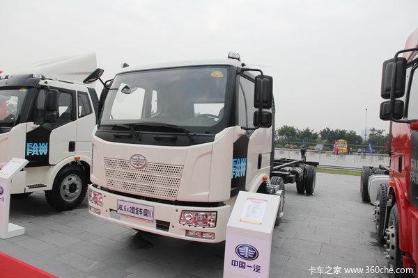 解放 J6L中卡 220马力 6X2 栏板载货车(CA1190P62K1L7T3E4)
