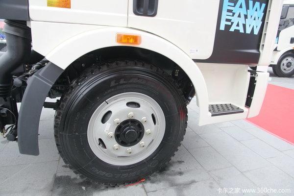解放 J6L中卡 220马力 4X2 厢式载货车(CA5160XXYP62K1L5A2E4)(底盘)底盘图