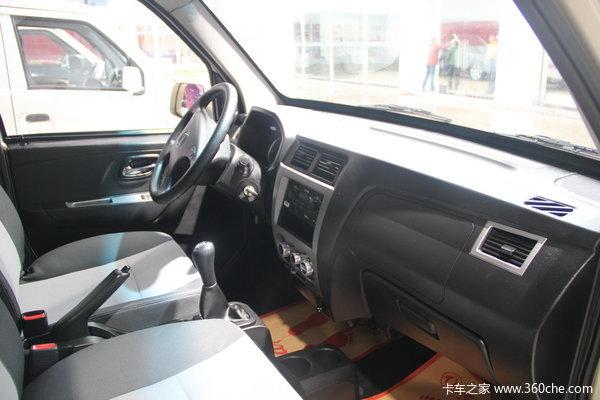 东风小康 K07 舒适型 85马力 1.2微面驾驶室图