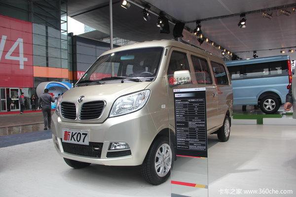 东风小康 K07 舒适型 85马力 1.2微面