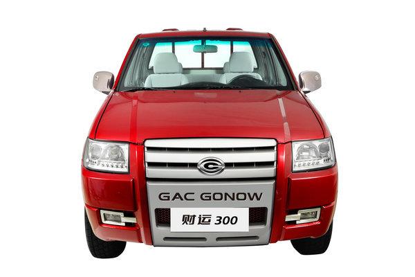 广汽吉奥 财运300系列 加长型 2.2L柴油 皮卡