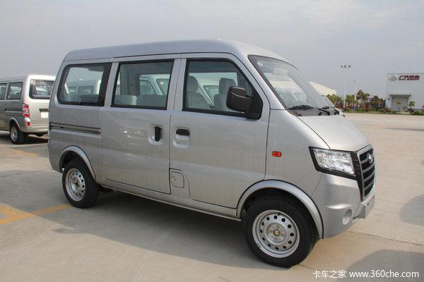 2012款广汽吉奥 星旺 精英版 60马力 1.0L微面