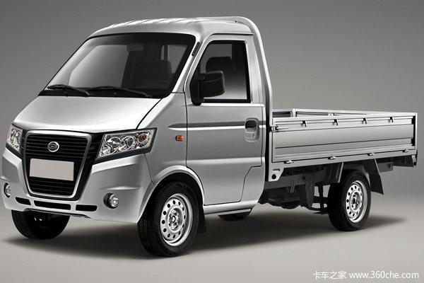 2012款广汽吉奥 星旺M1 豪华型 1.0L 60马力 汽油 单排微卡