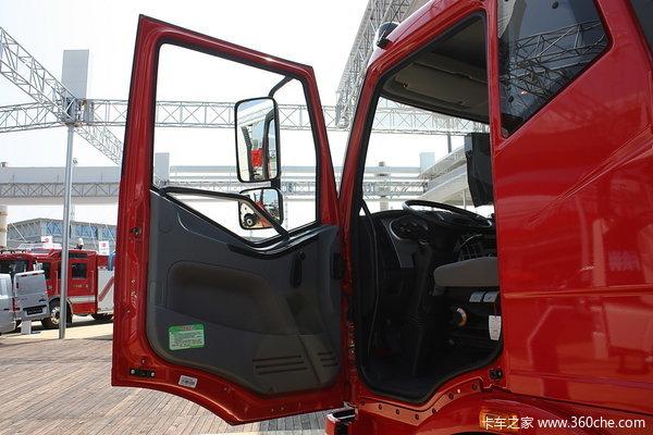解放 J6L中卡 220马力 4X2 载货车(底盘)(CA1160P62K1L4A3E4)驾驶室图