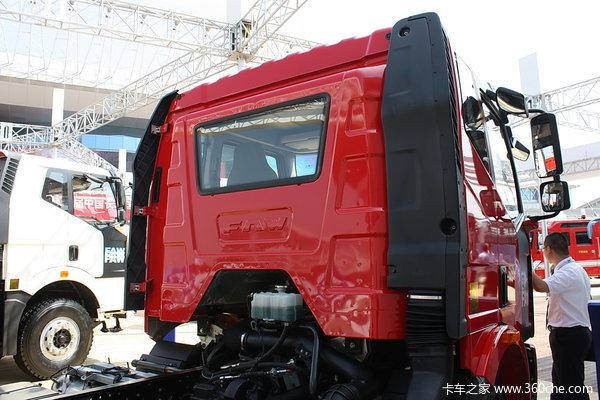 解放 J6L中卡 220马力 4X2 载货车(底盘)(CA1160P62K1L4A3E4)底盘图