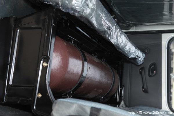 长安 神骐 1.3L 99马力 汽油CNG 双排微卡底盘图