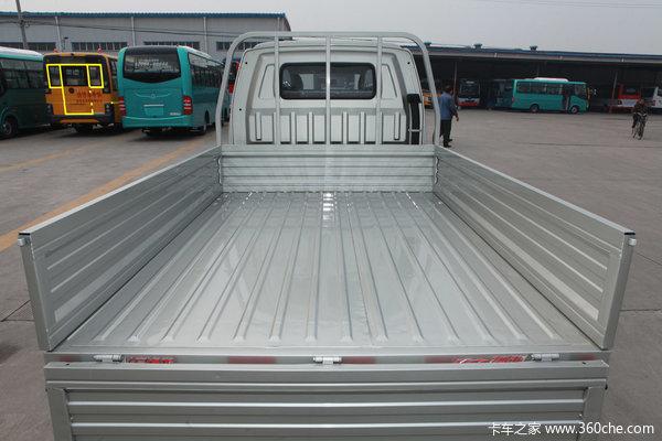 长安 神骐 1.3L 99马力 汽油CNG 双排微卡上装图