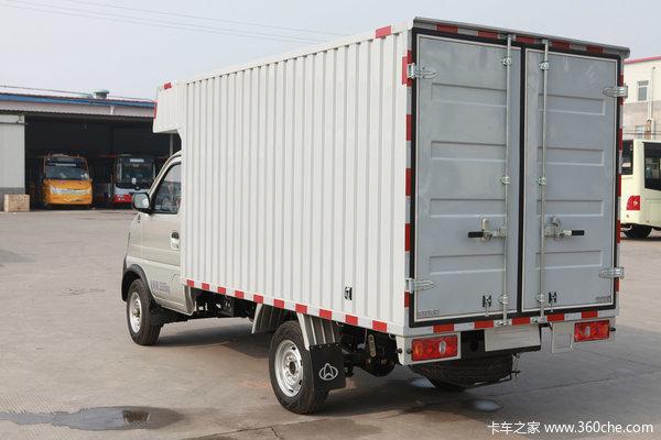 长安 神骐 1.3L 99马力 汽油 单排厢式微卡上装图