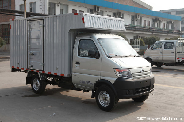长安 神骐 1.3L 99马力 汽油 单排厢式微卡
