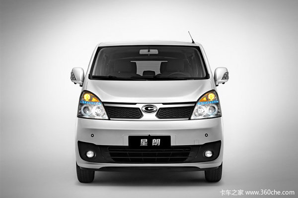 2013款广汽吉奥 星朗 基本型 99马力 1.3LMPV
