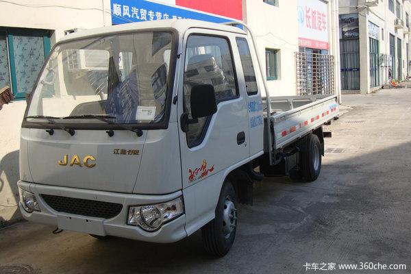 江淮 好微28 1.8L 68马力 柴油 排半栏板式微卡