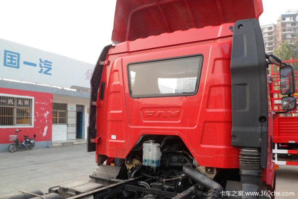 解放 J6L中卡 140马力 4X2 仓栅载货车(CA5160CCYP62K1L3E4)底盘图