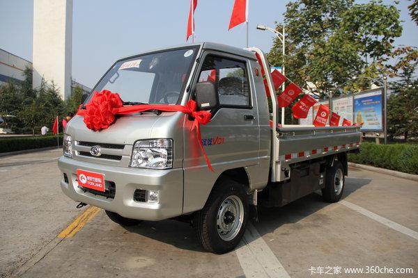 时代 驭菱VQ1 1.0L 61马力 汽油 单排栏板微卡(加长)