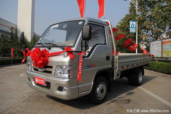 时代 驭菱VQ2 2.0L 122马力 汽油 单排栏板式微卡