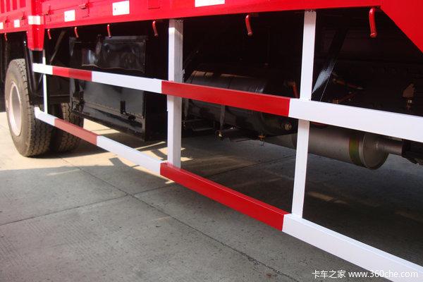 江淮 格尔发K3系列中卡 130马力 4X2 栏板载货车(HFC1101KR1ZT)底盘图