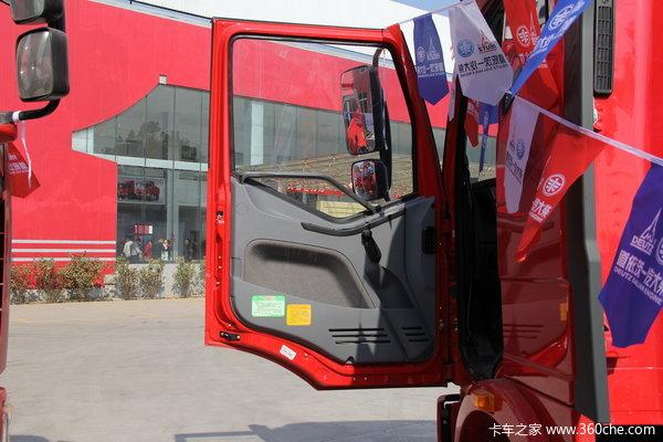 解放 J6L中卡 160马力 4X2 载货车底盘(CA1160P62K1L3E4)驾驶室图