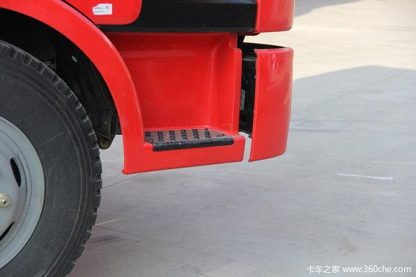 解放 J6L中卡 160马力 4X2 载货车底盘(CA1160P62K1L3E4)底盘图