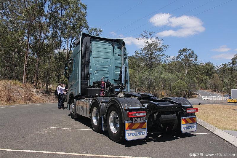 沃尔沃 新FH重卡 540马力 6X4 牵引车(澳大利亚版)