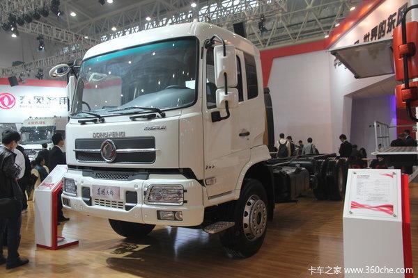东风 天锦中卡 245马力 6X4 载货车
