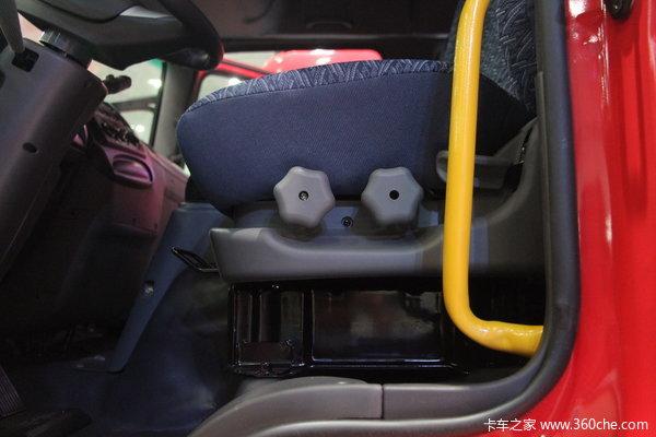 江淮 格尔发K3系列中卡 165马力 4X2 栏板载货车(HFC1161K2R1HT)驾驶室图