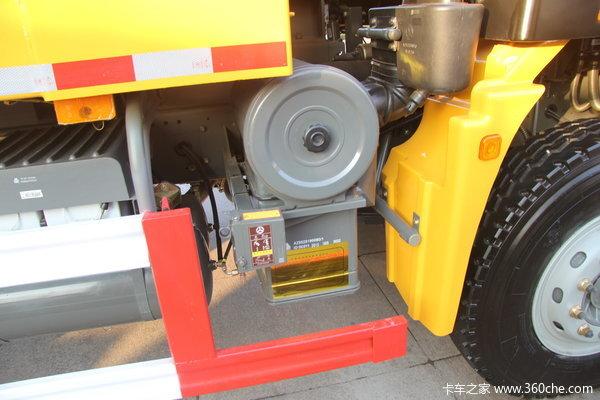 中国重汽 豪瀚J5G重卡 310马力 6X4 自卸车(ZZ3255N3846D1)底盘图