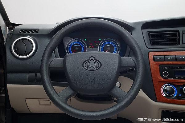 2014款 长安 睿行 经典型 109马力 1.5L微面驾驶室图