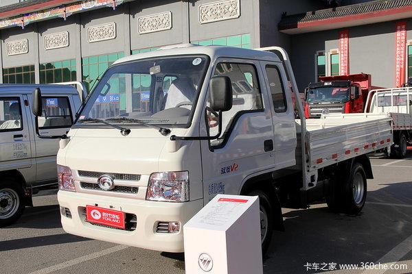 时代 驭菱V2 1.8L 68马力 柴油微卡