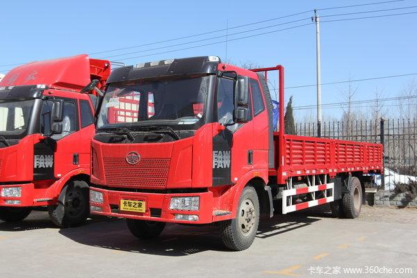 解放 J6L中卡 160马力 4X2 栏板载货车(CA1140P62K1L2E4)