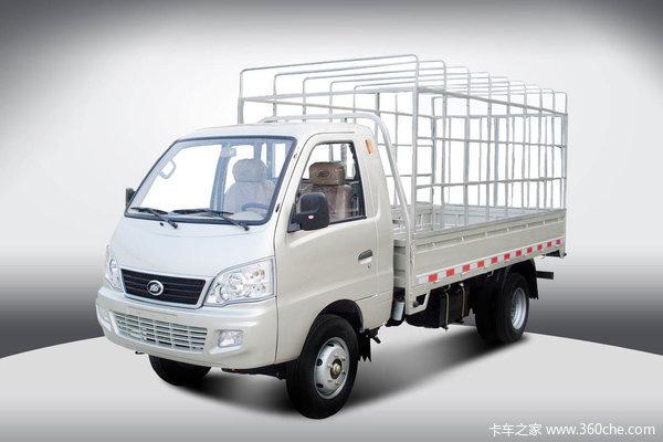 黑豹 1030系列 2.0L 70马力 柴油 仓栅微卡