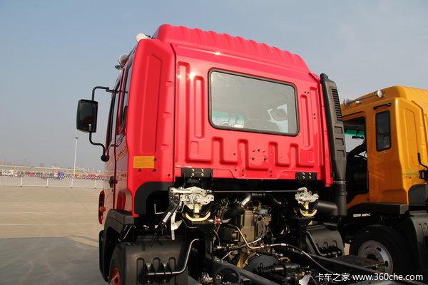 江淮 格尔发K3系列中卡 160马力 4X2 排半载货车(底盘)(HFC1161PZ5K1E1AF)底盘图