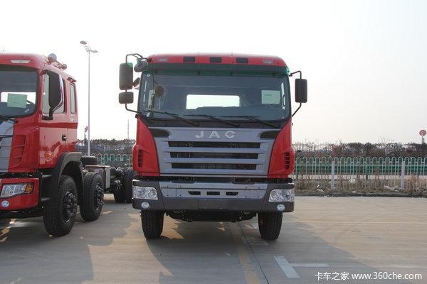 江淮 格尔发K3系列重卡 300马力 6X4 自卸车(HFC3241P1K4E39F)外观图