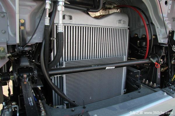 江淮 格尔发K3系列重卡 300马力 6X4 自卸车(HFC3241P1K4E39F)底盘图