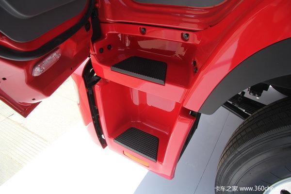 江淮 格尔发K3系列中卡 165马力 4X2 载货车(窄体)驾驶室图
