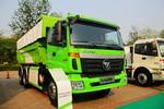 福田 欧曼ETX 9系重卡 350马力 6X4 5.8米LNG自卸车(渣土车)(BJ3253VLPCE-1)