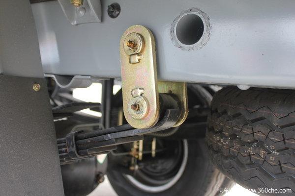 长安 神骐 1.3L 99马力 汽油 单排栏板微卡上装图