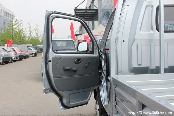 长安 神骐 1.3L 99马力 汽油CNG 单排微卡驾驶室图