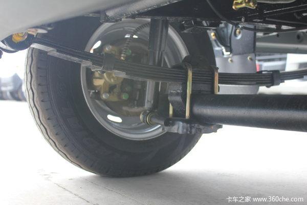 长安 神骐 1.3L 99马力 汽油CNG 单排微卡底盘图
