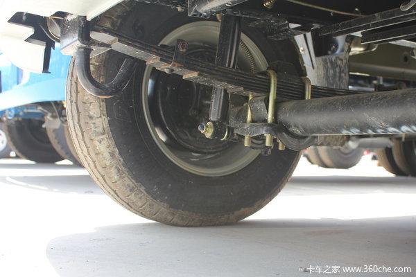 东风 小卡王 1.2L 85马力 汽油 双排微卡底盘图